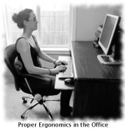 Ergonomics in the Office