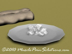Trigger Point Treatment: Ice and Stretch
